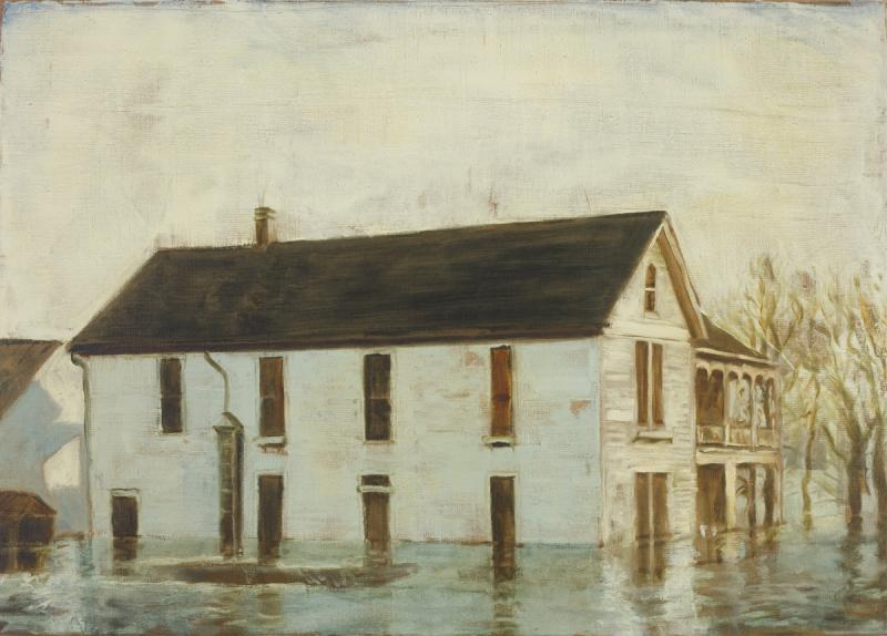 House in Flood (No. I)